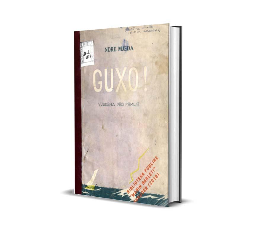 Guxo - Ndre Mjeda