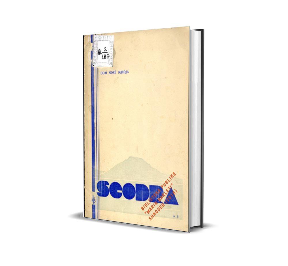 Scodra - Ndre Mjeda